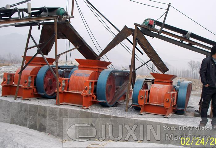 40-70t/h Quartz Sand Crushing Line